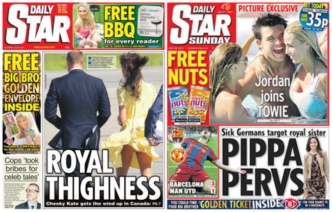 Pippa naked Kate Middleton upskirt