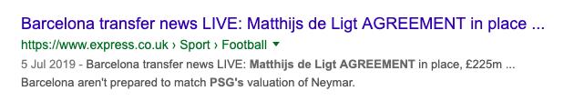 Matthijs De Ligt