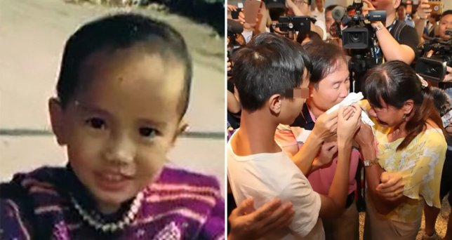 Big Brother saves Yu Weifeng: China's one-child policy and the stolen boy reunited with his family