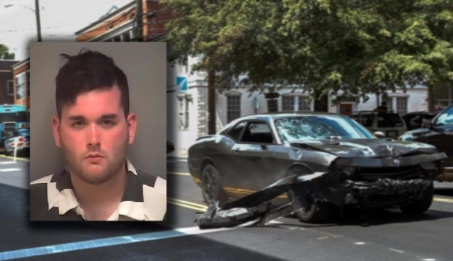James Alex Fields handed  life plus 419 years for killing protester Heather Heyer at Charlottesville rally