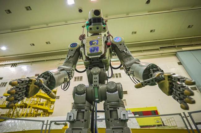 Fedor spec robot