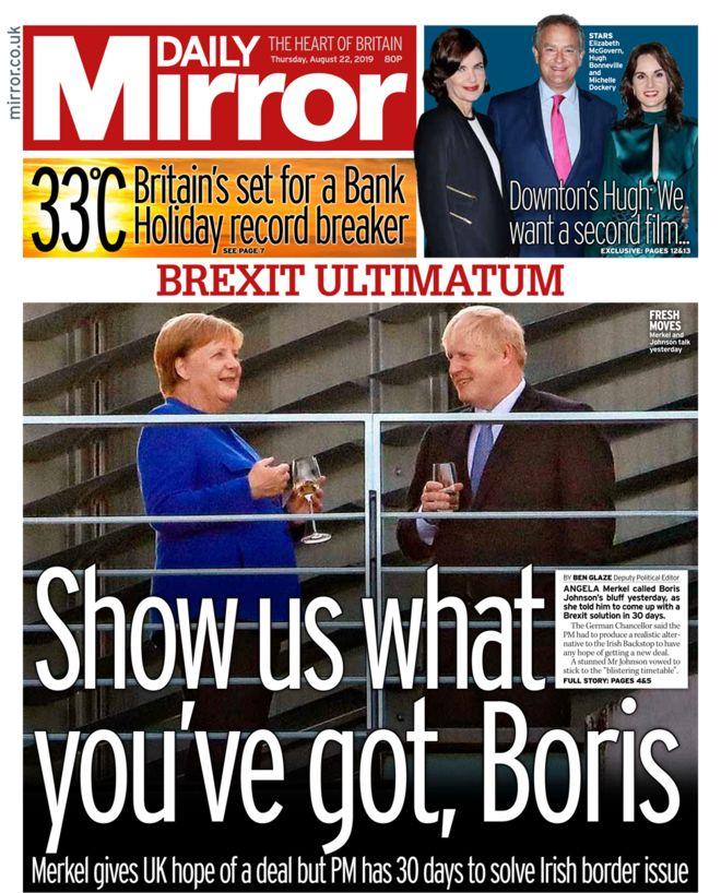 Brexit Mirror