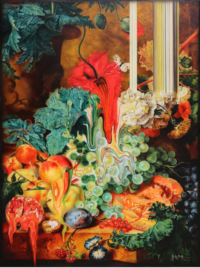 Philippino artist Olan Ventura