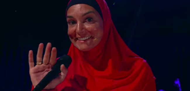 Watch Sinead O'Connor perform 'Nothing Compares 2 U' On Irish TV