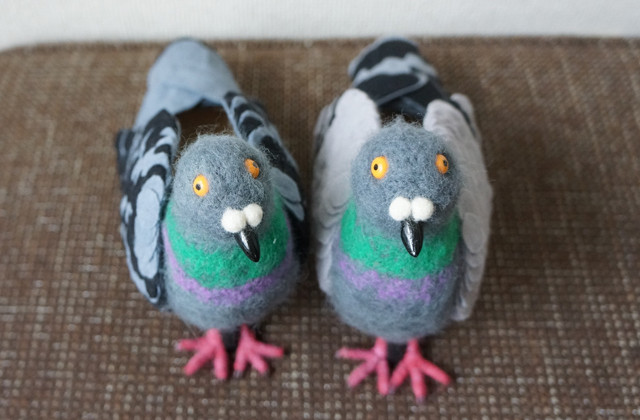 pigeon shoes Japan