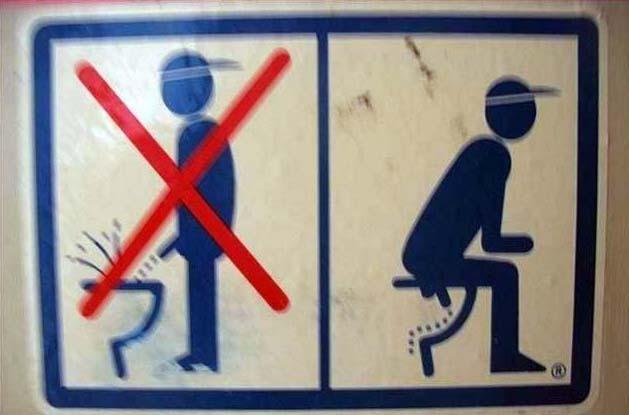 Portland urinals