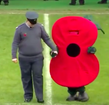 Mascots Remembrance DAy