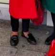 diane abbott left shoes