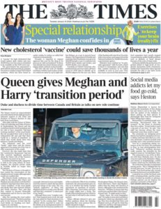 harry meghan front -pages f