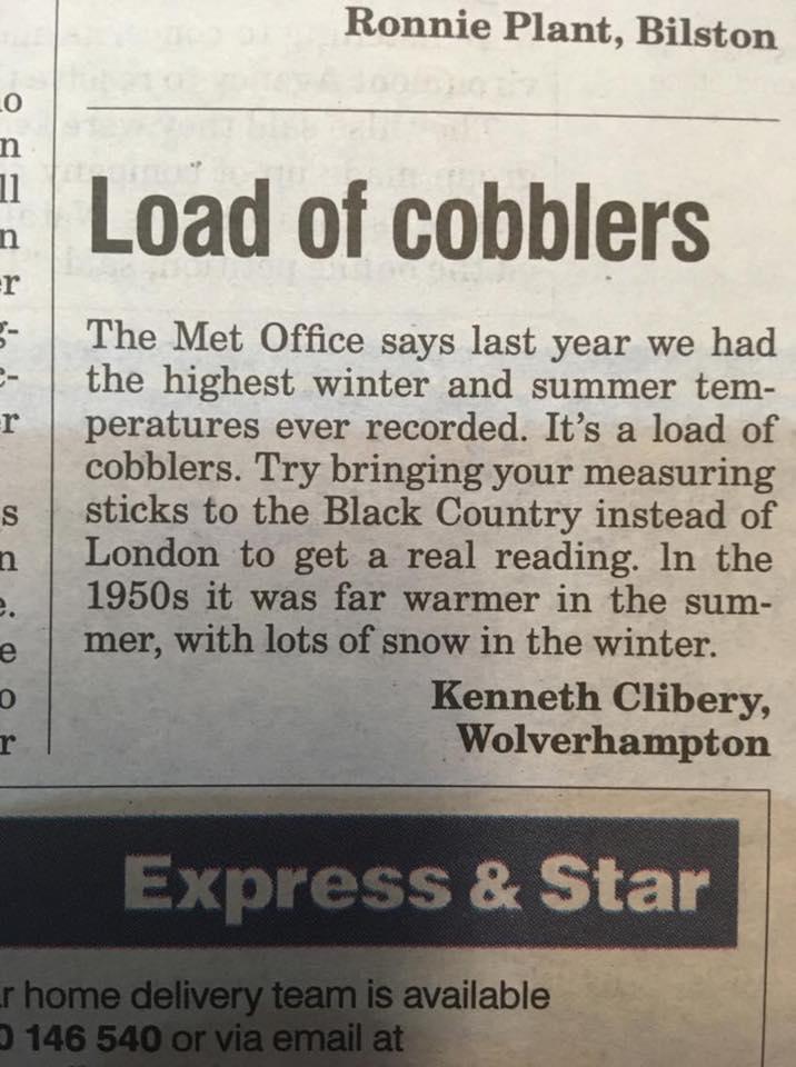 climate change wolverhampton
