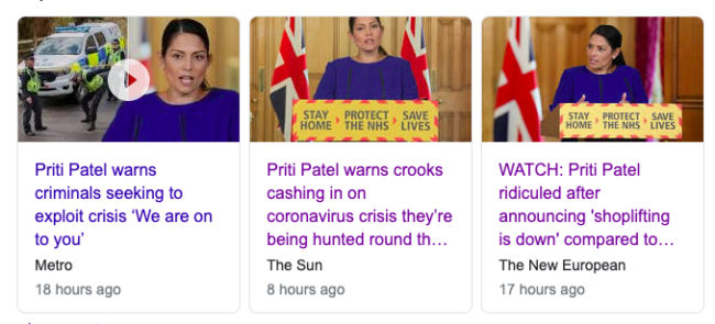 biased journalism priti patel