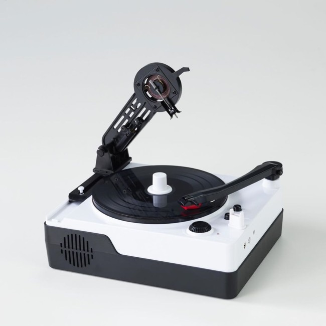 Make Your Own Vinyl Records with an Easy Record Maker
