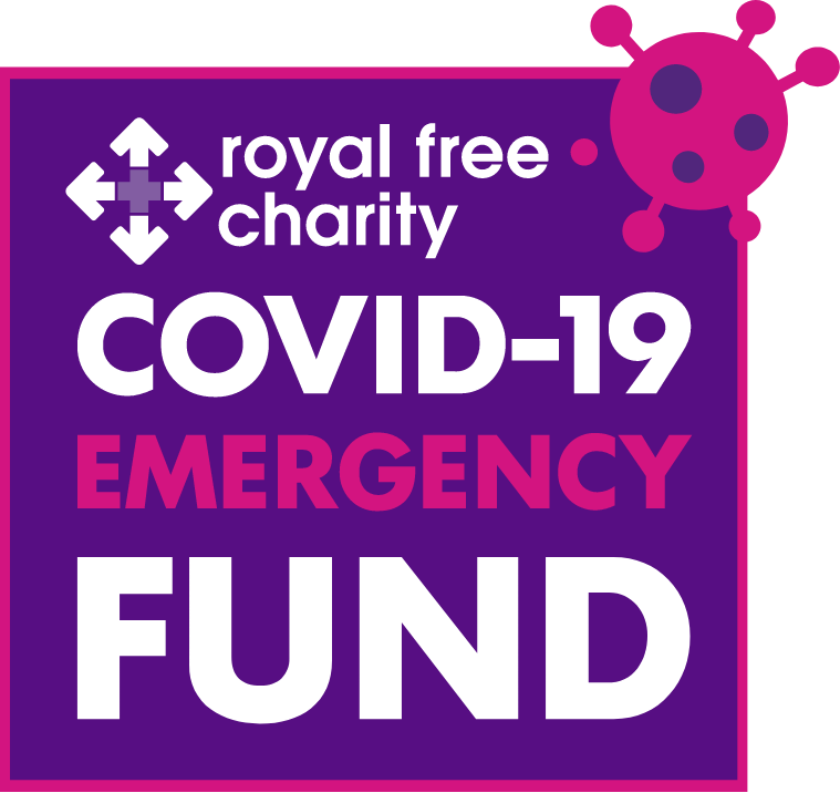 Royal Free hospital covid-19 charity