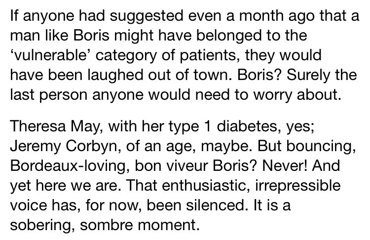 Boris Johnson Sarah Vine