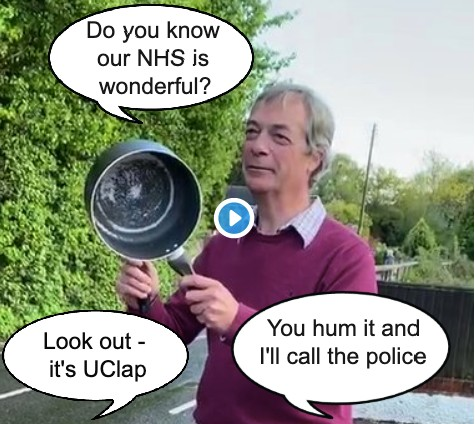 NHS Farage