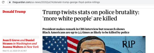 Donald tRump,  racism