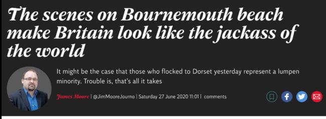 Bournemouth Covid