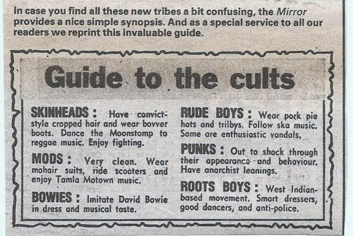 Guide to the cults 1979