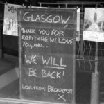 Abandoned Places: Photographs of Glasgow during Lockdown