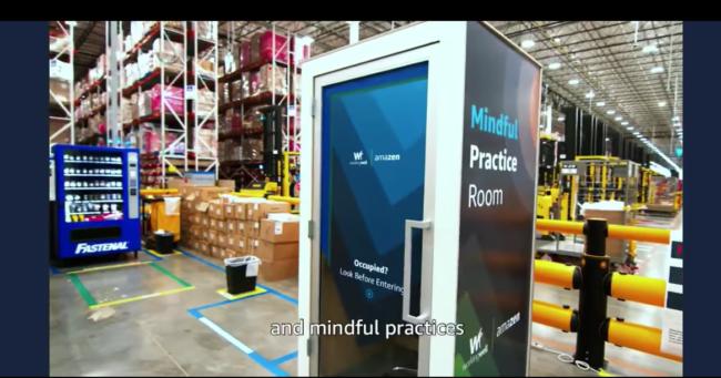Amazon minul prctice room