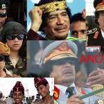 Colonel Gaddafi's Fashion In Photos